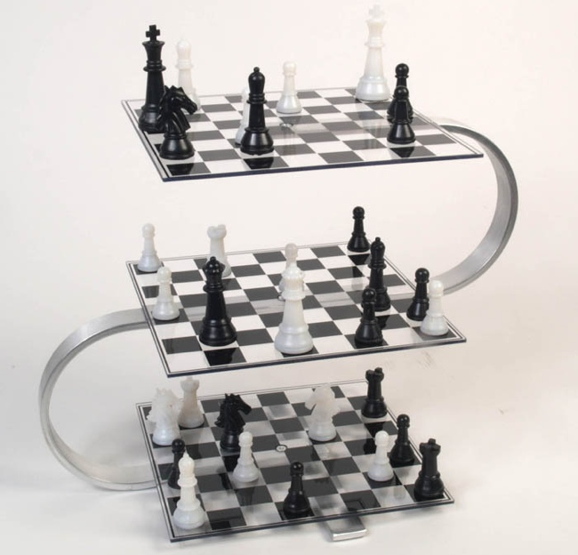 Three dimensional chess game Where can i buy a chess game