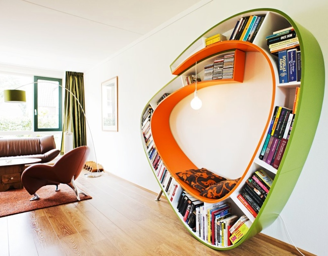 20 Bookshelf Designs That Every Bookworm Will Drool Over 9 Is Mind Bending