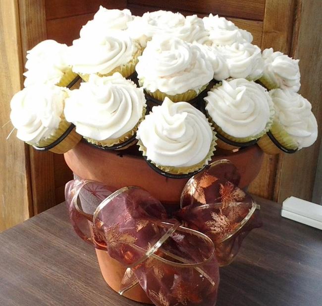 Cupcake Bouquet Rack