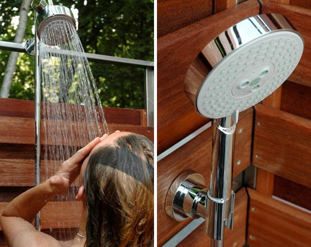 The Fjord – The Ultimate Outdoor Shower Experience