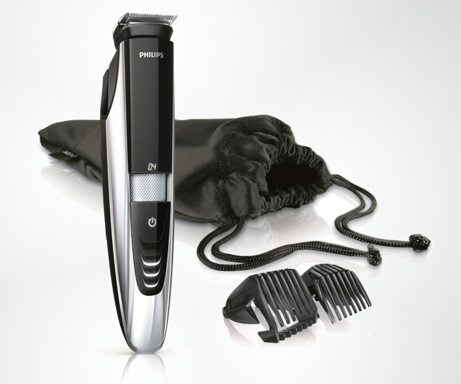 the first laser guided beard trimmer. Black Bedroom Furniture Sets. Home Design Ideas