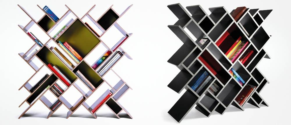 20 Bookshelf Designs That Every Bookworm Will Drool Over. #9 Is Mind-Bending