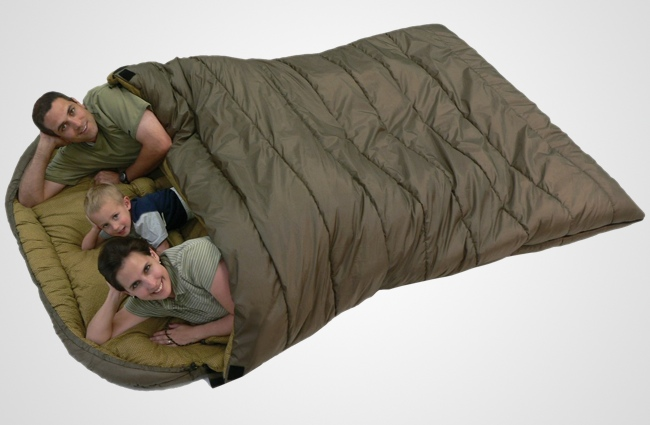 TETON-Sports-Mammoth-Queen-Size-Flannel-Lined-Sleeping-Bag