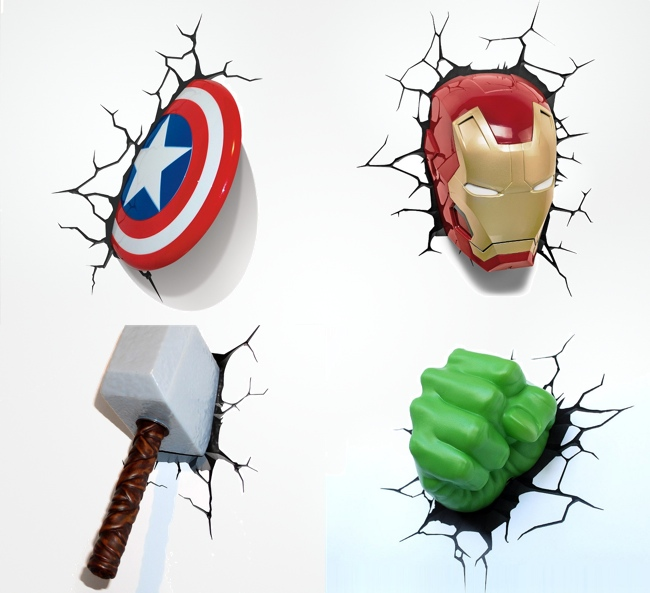 Wall-Smashing-Superhero-3D-Nightlights