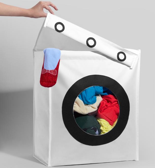 Washing Machine Laundry Basket