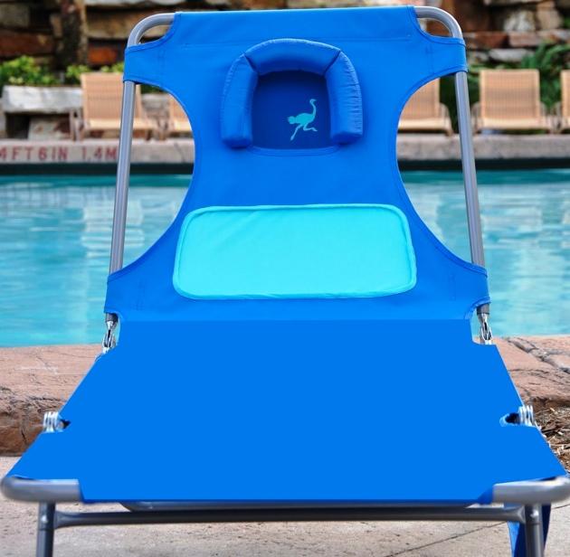 Ostrich La s fort Beach Lounge Chair
