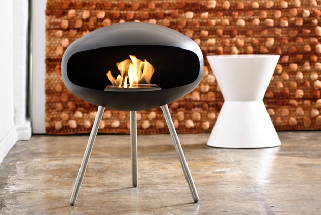 Cocoon Fires Modern Amp Clean Ethanol Fireplaces