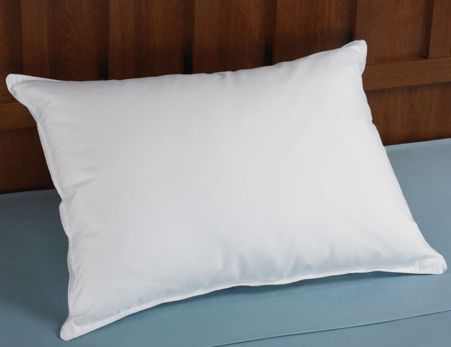 The Cooling Pillow Stays Cool On Both Sides