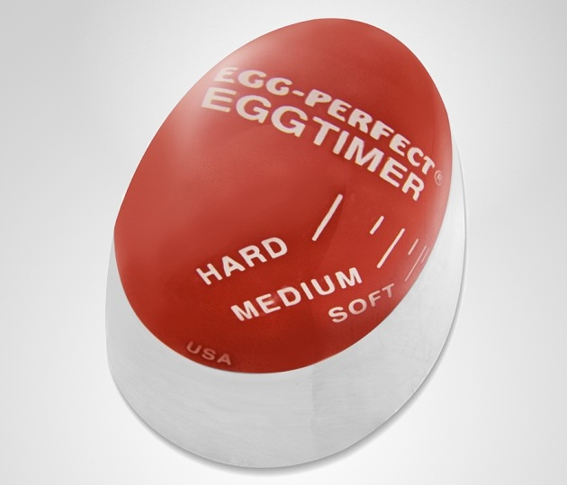 Egg Perfect Heat Sensitive Color Changing Egg Timer