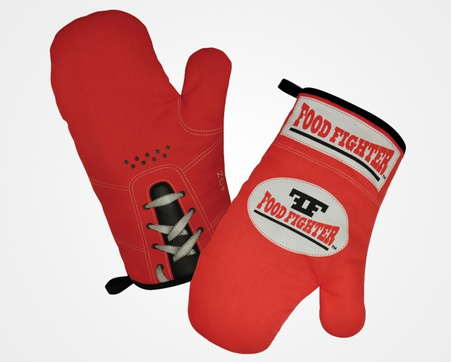 Food Fighters The Boxing Kitchen Gloves