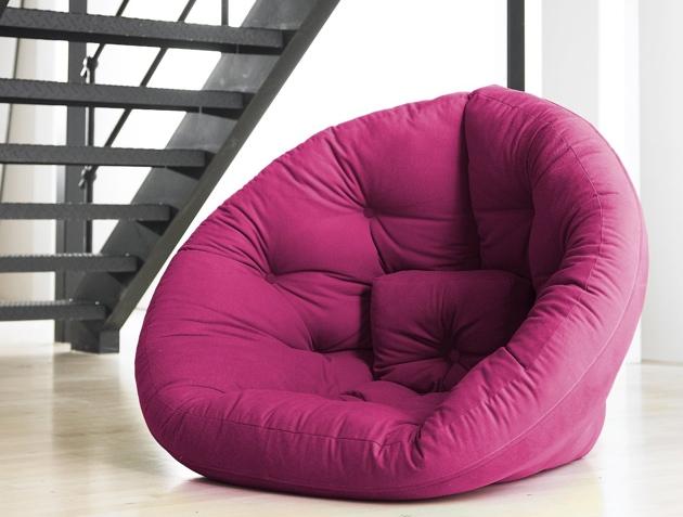 Fresh Futon Nest Convertible Futon Chair And Mattress