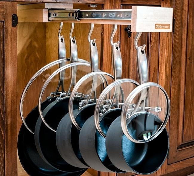 Glideware Cookware Organizer