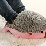 hedgehog_usb_heating_shoes_warmer