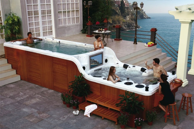 luxema_8000_hot_tub_pool_double_decker