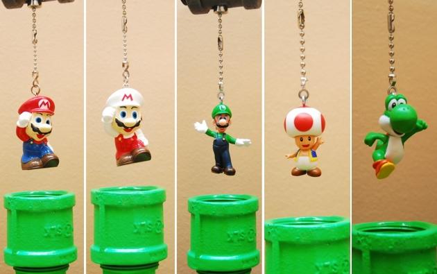 Bring Back Some Nostalgic Memories With The Mario Bros