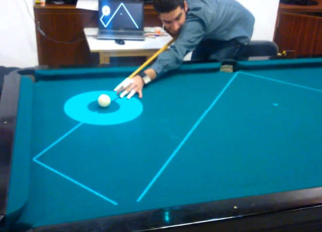 Shoot Pool Like A Pro With Real Life Aiming Lines - How to play pool table