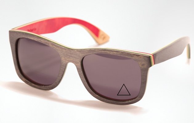 Sunglasses Handcrafted From Skateboard Decks By Proof Eyewear
