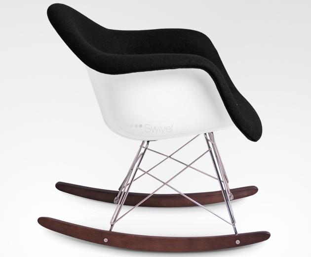 charles eames rar rocking chair. Black Bedroom Furniture Sets. Home Design Ideas