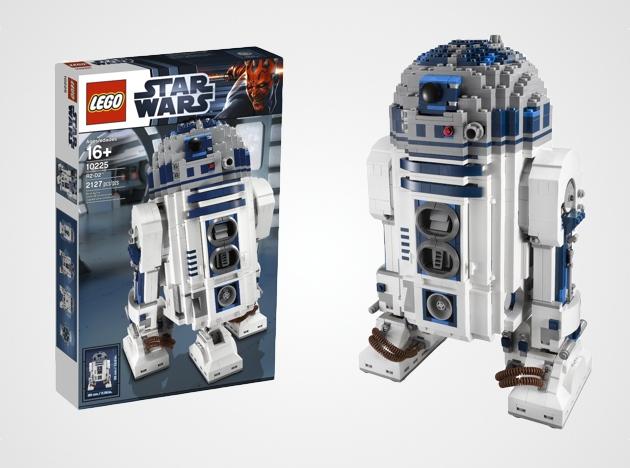 18 r2 d2 goodies for star wars fans - Lego starwars r2d2 ...