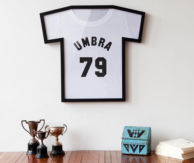 A Frame Shaped Like A T-Shirt by Umbra