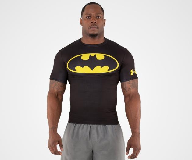 Train like a superhero under armour alter ego for Hulk under armour compression shirt