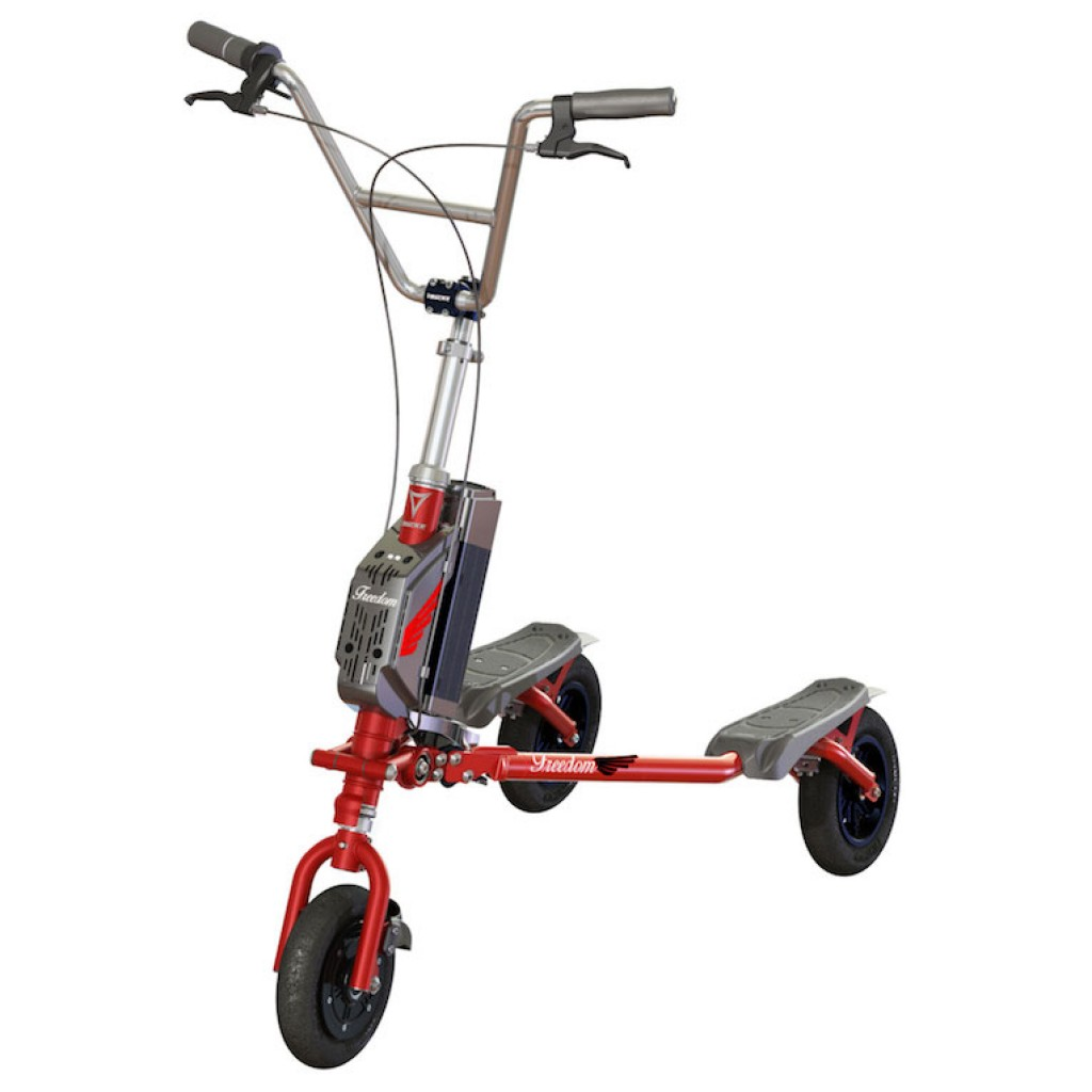 freedom the versatile electric trike for adults