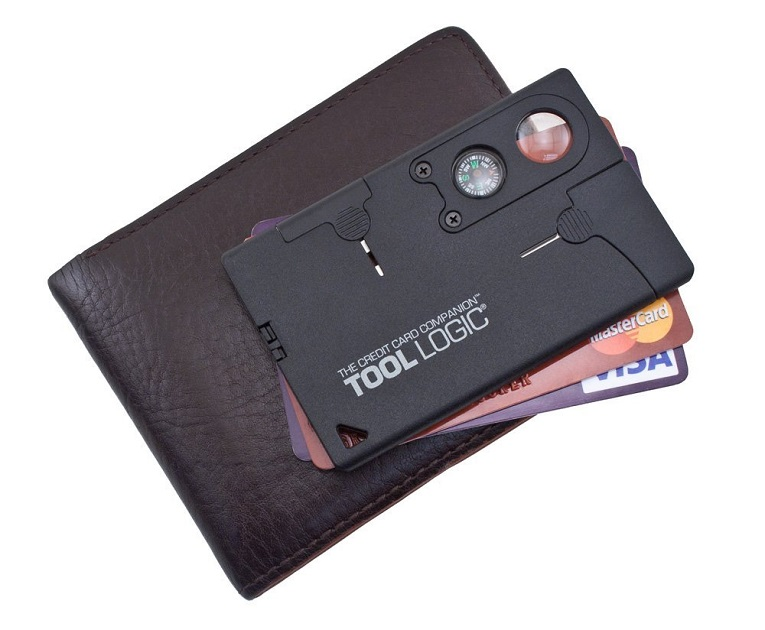 This Is A Handy Little Tool Kit That Fits In Your Wallet