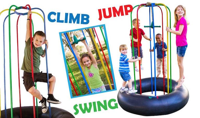 climb-swing-jump pics