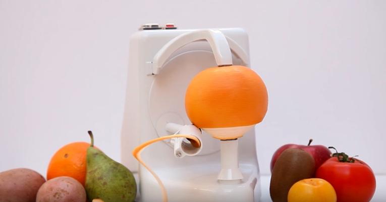 automatic fruit peeler rambutan fruit