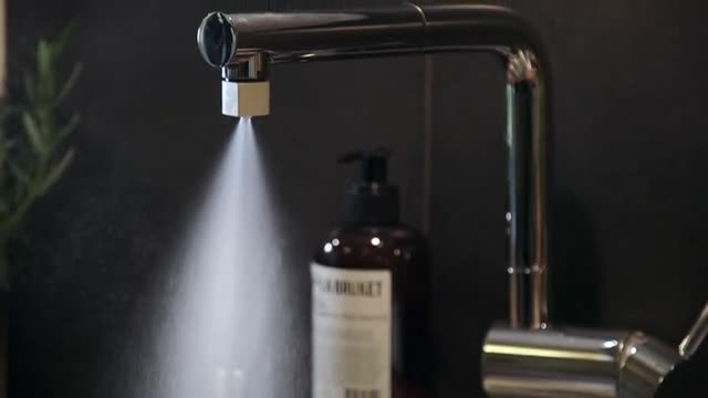 The Nozzle That Saves 98 Of Your Water