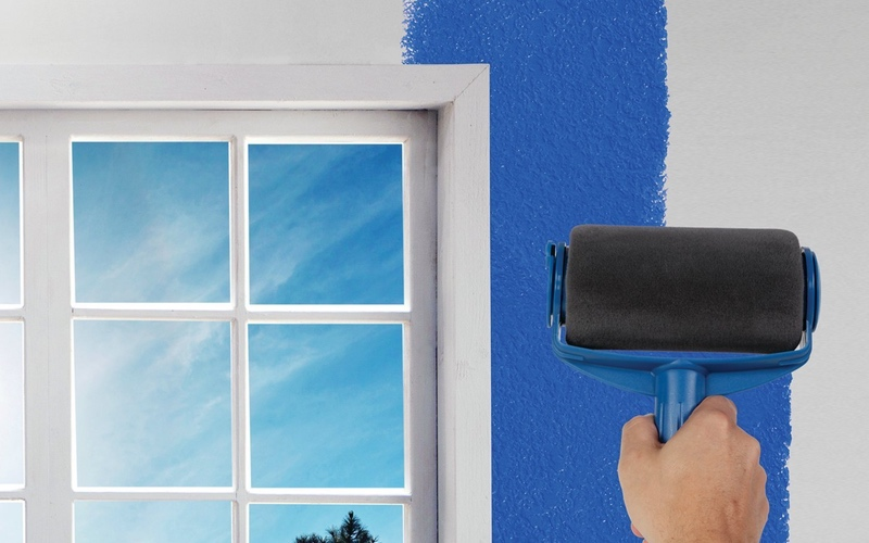 Paint Your House With No Mess And No Fuss Using Paint