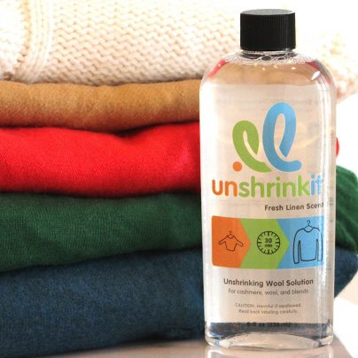 Unshrinkit Will Redeem You From That One Time You Messed Up On The Laundry