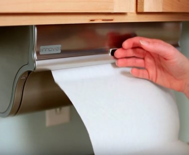 The Automatic Paper Towel Dispenser Will Free Your Hands