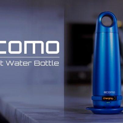 Filter Water Inside Your Bottle