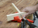 The Bessey WS-3 Angle Clamp Is Perfect for All Your Furniture Assembly Needs