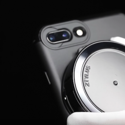 The Ztylus Core Edition Revolver Gives You Four Camera Lenses in One Case