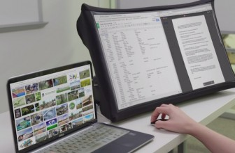 Take Your Big Screen on the Go with This Handy Pop-Up Display