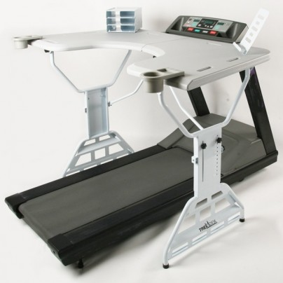 TrekDesk – Treadmill Desk