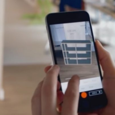 Design Your Ideal Furniture Piece in Augmented Reality