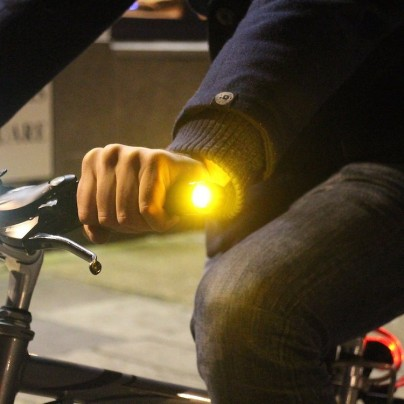 WingLights Will Light Up Your Biking Lifestyle