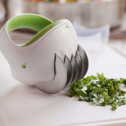Roll Your Herbs to Shreds with This Handy Mincing Tool