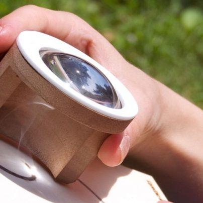 FEBO: Use the Sun To Design and Create Home Decor