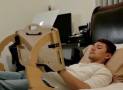 The AdapDesk Is a Work Station That Lets You Get Cozy Anywhere
