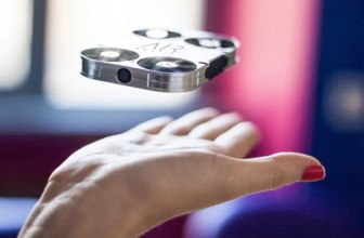 Phone Case With A Built In Selfie Drone