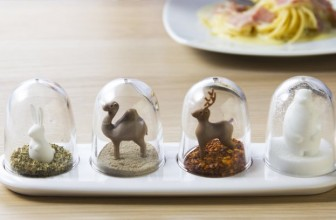 Spice Up Your Holidays With The Animal Parade Shaker Set