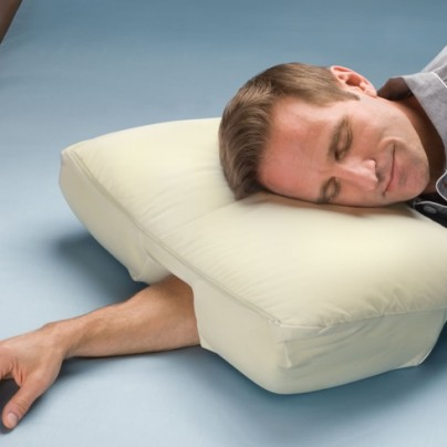 A Pillow For Arm Sleepers