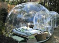 Sleep In A Bubble – Blend With Nature