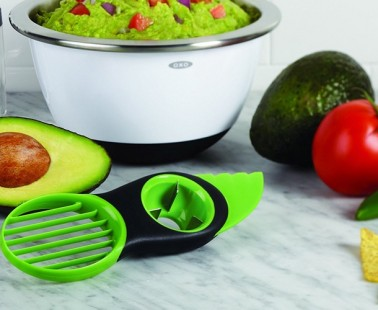 All-In-One Avocado Tool Will Make Those Greens Your Best Friend