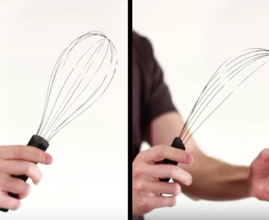 Clean Your Whisk With Ease Using The Balloon Whisk