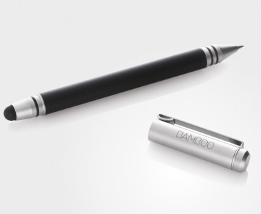 Write On Your iPad Or On Paper With The Bamboo Stylus duo